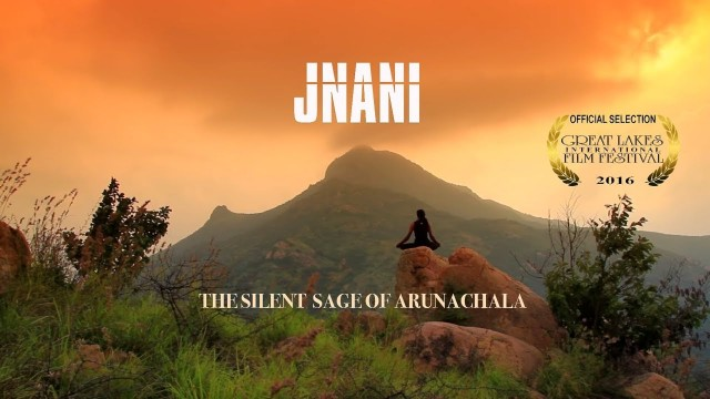 Sri Ramana Maharshi – JNANI – El sabio silencioso de arunachala