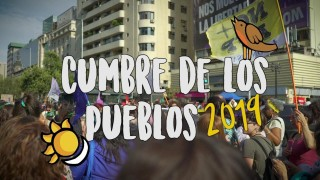 Documental Cumbre de los Pueblos 2019 (Chile)