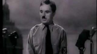 Discurso de Charles Chaplin en El Gran Dictador 1940