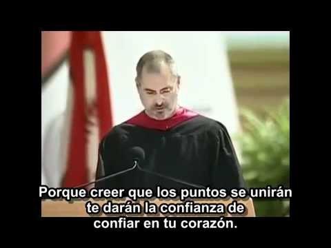 Steve Jobs, discurso en Stanford 2005